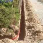 Kabelgravning